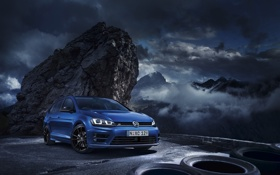 Обои Typ 5G, Wolfsburg Edition, фольксваген, Volkswagen, Golf, гольф, Wagon