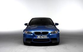 Обои Авто, Синий, BMW, Машина, БМВ, Капот, Фары