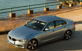 Обои гибрид, бмв, BMW, ActiveHybrid 3