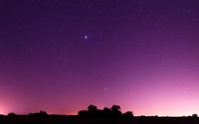 Обои панорама, Юпитер, оппозиция