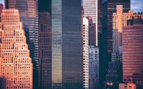Обои город, Manhattan, NYC