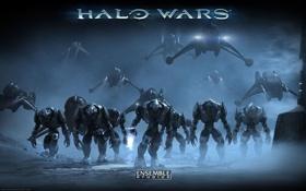 Обои Halo Wars, война, игра