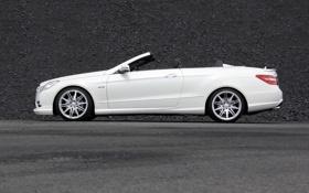 Обои авто, фото, тачки, Mercedes, Benz, кабриолет, E-Class