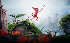 Обои Листья, Деревья, Лес, Свет, Божья Коровка, Electronic Arts, Красный Кот