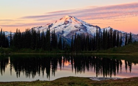 Обои небо, фото, вид, вода, озеро, дерево, красивые обои для рабочего стола