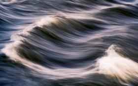 Обои море, волны, вода, волна, пучина