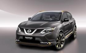 Обои Concept, Nissan, ниссан, Qashqai, кашкай