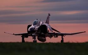 Картинка истребитель, F-4, многоцелевой, Phantom II, McDonnell Douglas, «Фантом» II