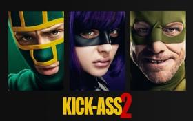 Картинка лица, маски, Фильм, персонажи, Kick Ass 2, Пипец 2