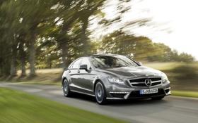Картинка CLS, тачки, Mercedes, Benz, мерседес, cars, AMG