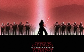 Обои star wars, art, stormtrooper, Звёздные войны: Пробуждение силы, Star Wars: Episode VII The Force Awakens