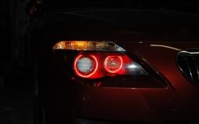 Обои BMW, RED