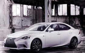 Картинка car, Lexus, wallpapers, IS 350, F-Sport
