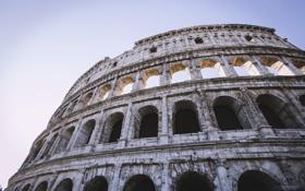 Обои Рим, Италия, колизей
