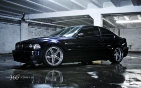 Обои BMW, E46