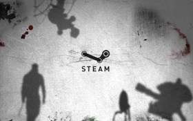 Картинка игры, герои, тень, games, персонажи, сервис, steam