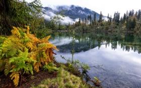Обои пейзаж, природа, озеро
