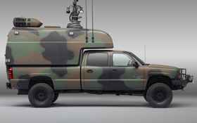 Обои military, silverado, vehicle6