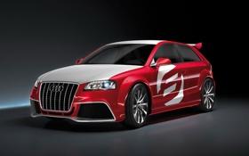 Обои Ауди, тюнинг, Audi RS3