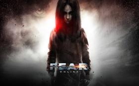 Картинка глаза, взгляд, девочка, Alma, Альма, Inplay Interactive, F.E.A.R. Online