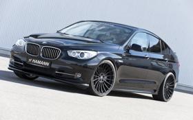 Картинка car, машина, tuning, HAMANN, BMW 5 Series Gran Turismo