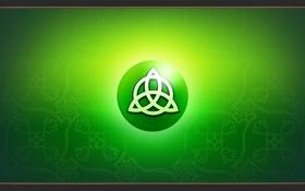 Обои triqueta, celta, Triquetra, symbol