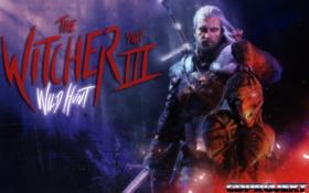 Картинка geralt, fan art, The Witcher 3: Wild Hunt, Wild Hunt, witcher 3, Ведьмак 3: Дикая ...