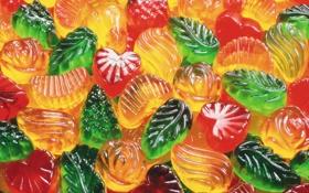 Картинка конфеты, сладости, мармелад
