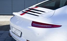 Картинка white, 2012, cars, auto, Porsche 911, wallpapers auto, порше 911