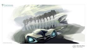 Обои Concept, Mercedes, Benz, Biome