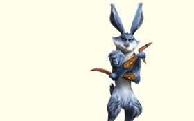 Обои Кролик, Rise of the Guardians, Хранители снов, бумеранг