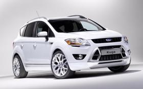 Обои Ford, обои, Kuga