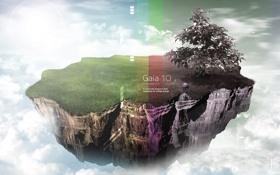 Обои природа, земля, living gaia