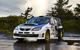 Картинка Subaru, STI, OlympusRally
