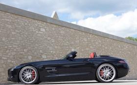 Картинка тюнинг, Roadster, Mercedes-Benz, мерседес, AMG, SLS, Senner Tuning