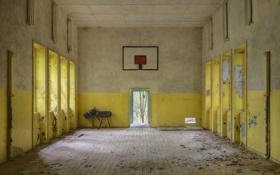 Картинка зал, интерьер, спорт