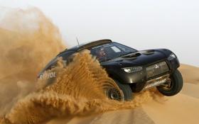Картинка Mitsubishi, sport, lancer, racing