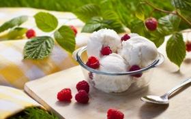 Картинка фото, еда, мороженое, вазочка, сладостти