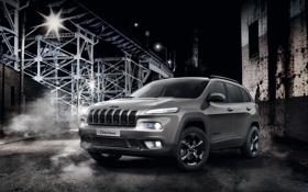 Картинка джип, Jeep, Cherokee, чероки, 2015