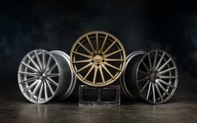 Обои диски, Wheels, Vossen