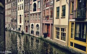Картинка Amsterdam, голландия, амстердам