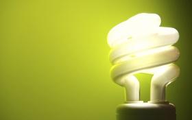 Картинка энергия, лампочка, освещение, электричество, идея