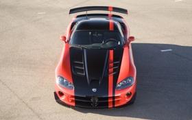 Обои Dodge, Viper, SRT10 ACR