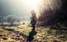 Картинка дорога, настроение, ребёнок