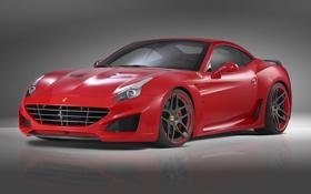 Обои Pininfarina, Ferrari, California T, Novitec Rosso, феррари, 2015, калифорния