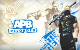 Картинка police, enforcer, apb reloaded