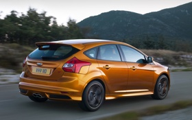Обои Ford, Ford Focus