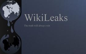 Обои WikiLeaks, свобода, secret, the truth will always win, правда будет всегда побеждать