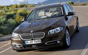 Картинка бмв, BMW, автомобиль, передок, xDrive, Touring, Modern Line