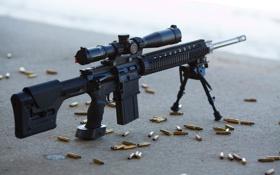Обои оружие, фон, Armalite AR-10